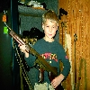 My Grandson Sam & the WWII M1 Thompson